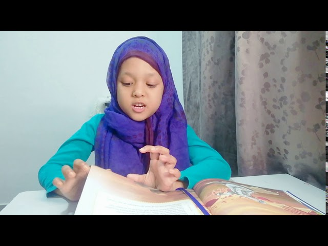 Hana Recite Surah An Nas
