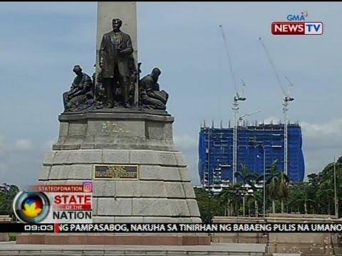 Petisyon laban sa pagpapatayo sa condominium na Torre de Manila, ibinasura ng Korte Suprema