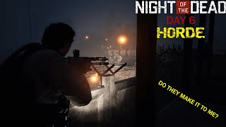 Night Of The Dead Gameplay: Episode 5 - Day 6, Stone Age and Horde Night