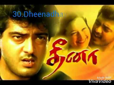 25 YEARS OF THALA AJITH CINEMA JOURNEY | AJITH ALL MOVIES ...