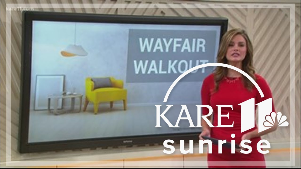 Here's what you need to know about the Wayfair walkout
