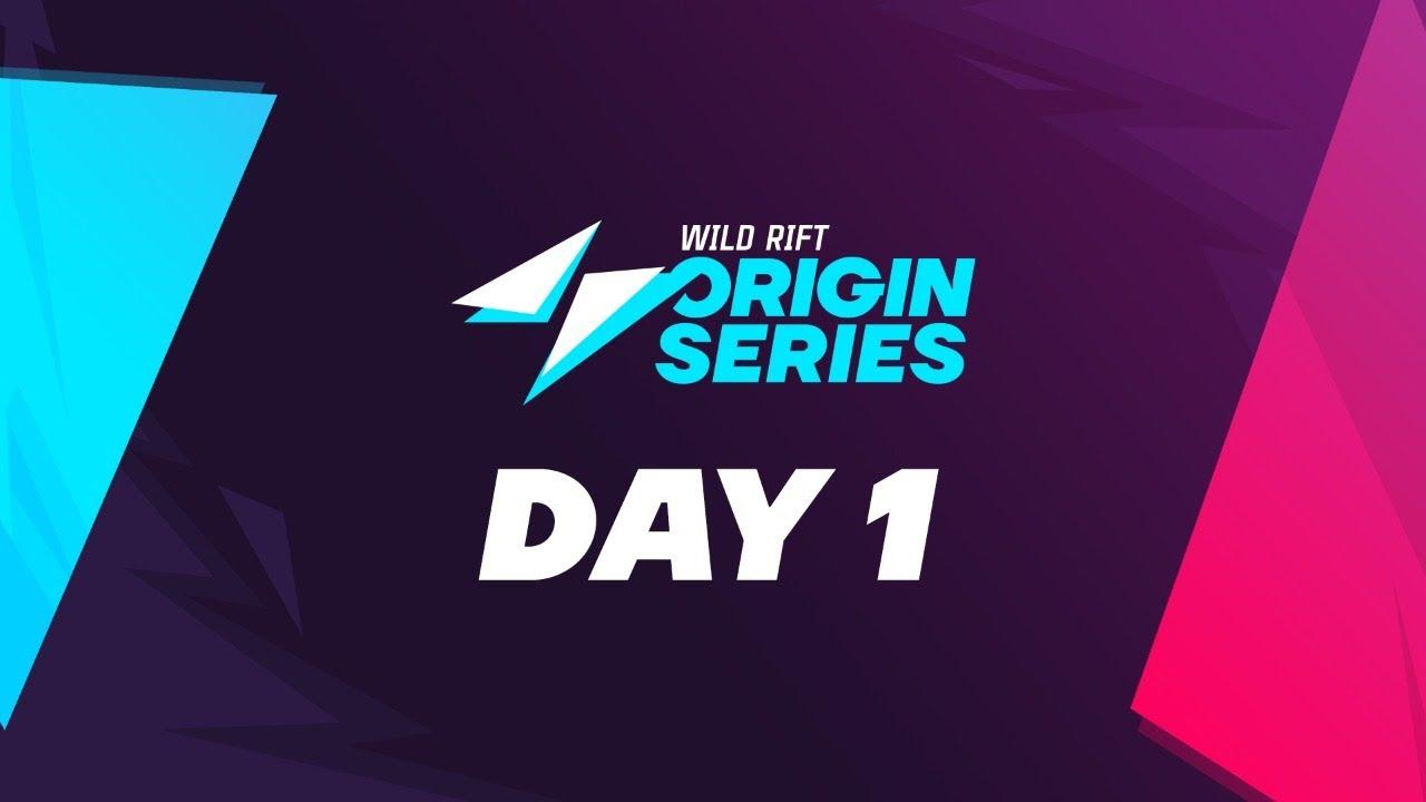 Wild Rift: Origin Series July Cup Finals Day 1
