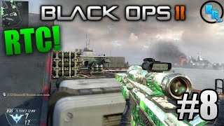 call of duty black ops 2 rtc 8   4kd sniping
