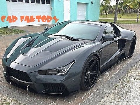 Vaydor Exotic Supercar Body Kit Youtube