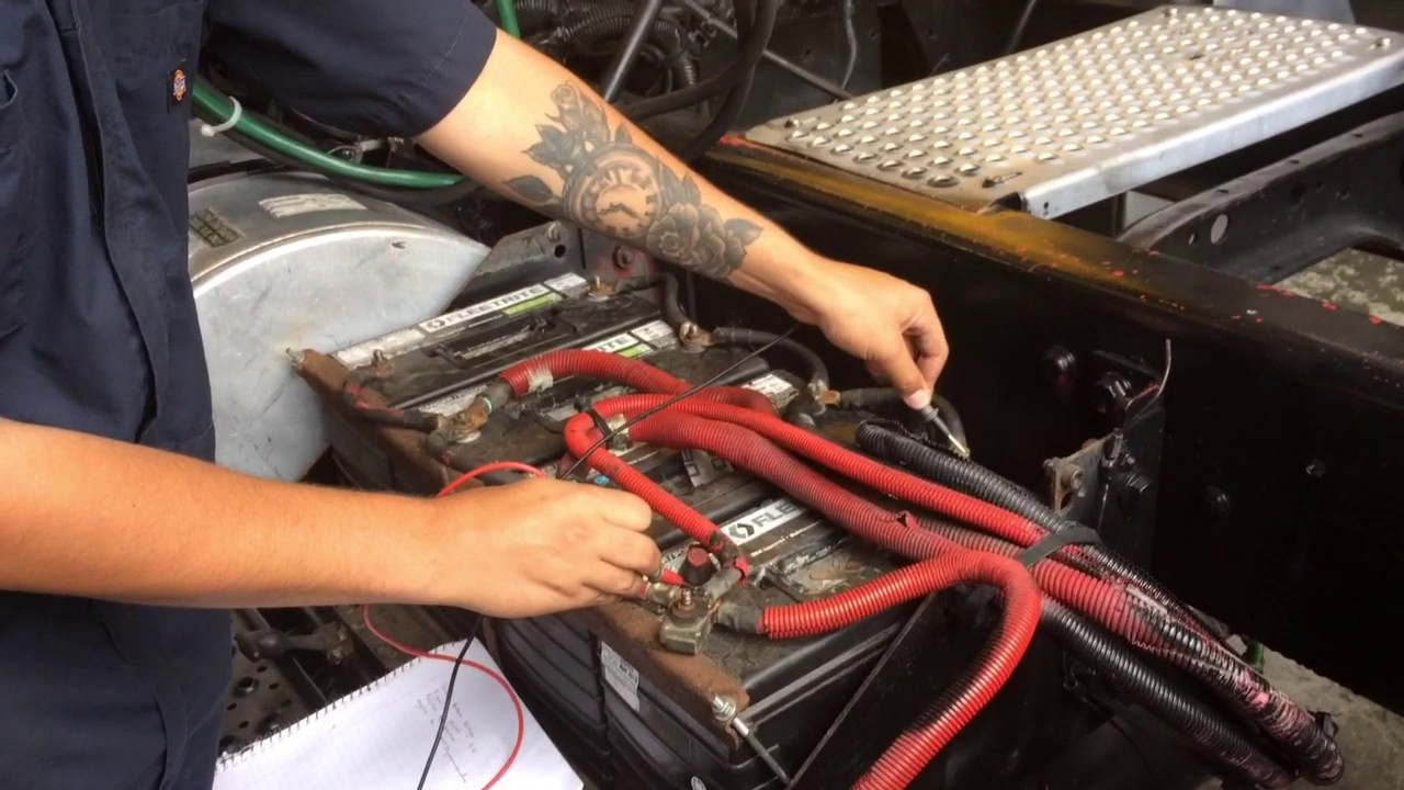 How To Testing A Tail Light Circuit Youtube Test Car Fuse Box With Multimeter