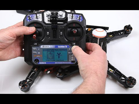 Bind i6 Transmitter to several (multiple) quads & reveal hid