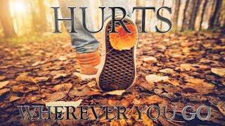 Hurts - Wherever you go (Lyric Video)