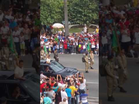 Romeo Santos Fiesta Sorpresa En RD 2017