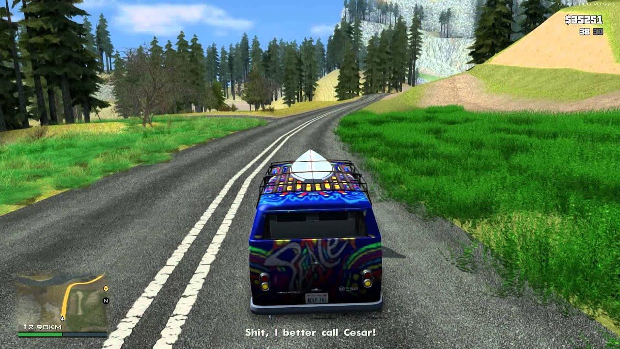 GTA San Andreas (PC) Remastered