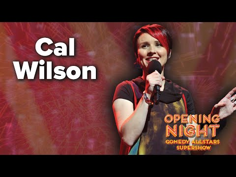 Cal Wilson - 2015 Opening Night Comedy Allstars Supershow