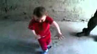 Pashto Baby Dance (Amazing)