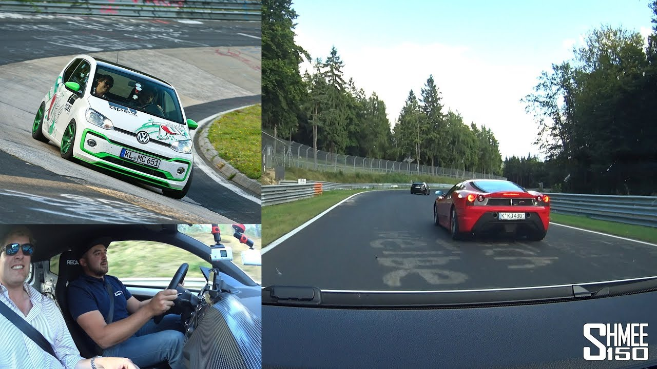 How To Drive The Nurburgring Nordschleife