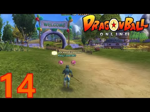 STUCK IN TMQ 1-1! - Dragon Ball Online: Global - PlayThrough Part 14 [Live Stream]