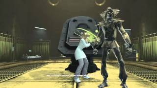 Dcuo Teen Titans take down Scarecrow