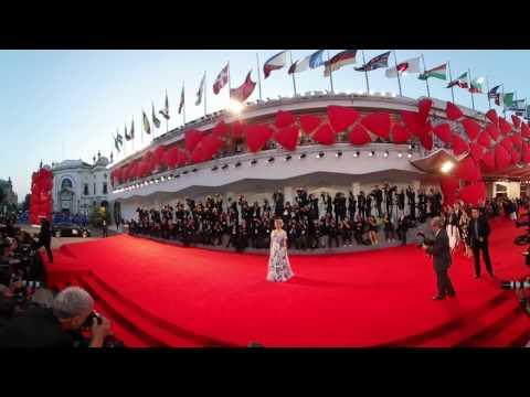 73rd Venice Film Festival - Jackie (360° video)