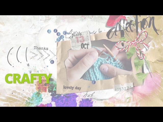 craftyArt No2 - Realistic Digital Scrapbooking