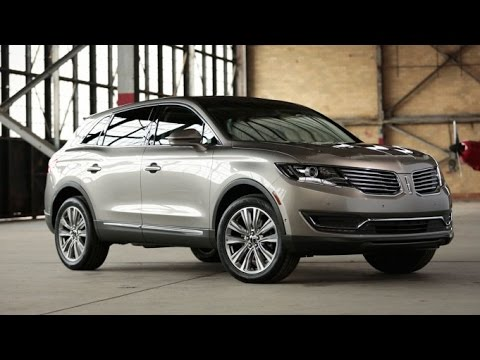 2016 Lincoln Mkx Start Up And Review 2 7 L Ecoboost V6