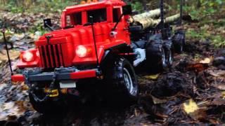 monster truck kraz 255 b 6x6 in lego a