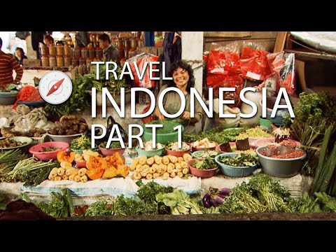 Travel Video Indonesia • Part 1 • Landmark
