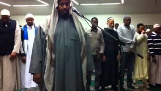sh abdirashid sufi  (nice ricitation)الشيخ عبدالرشيد صوفي