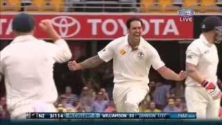Australia vs New Zealand 2015_ 2nd Test, Day 5 Wic