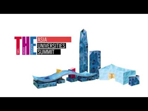 THE Asia Universities Summit 2018: Shenzhen, China