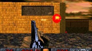 PSX Final Doom - Level 01: Attack