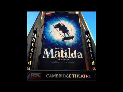 Matilda UK Soundtrack Original London Cast Recording