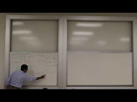 Lec8 Lagrangian Mechanics, Non conservative Forces and Constraints Part1