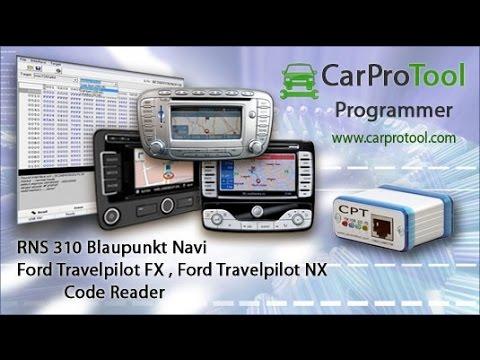 Nissan LCN Reset Code Counter by CarProTool Programmer