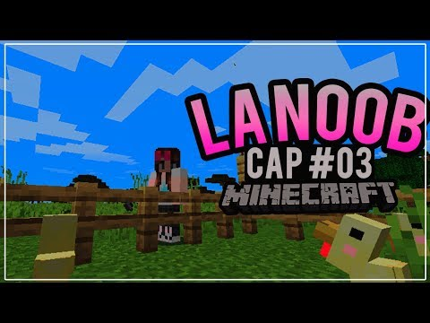 ¡Tenemos Granja! | Minecraft #03