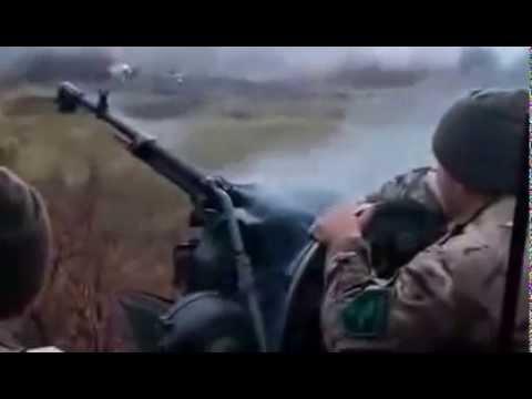 """ATO Ukraine Fighters gave """"heavy hi Porechenkov news"""