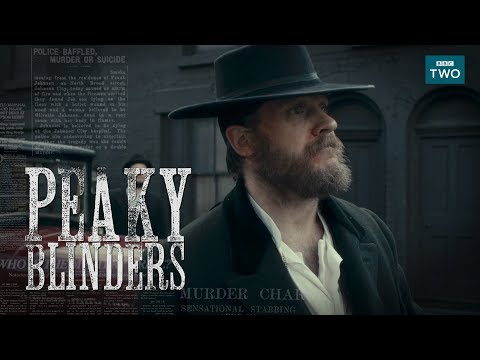 Alfie's arrival  Peaky Blinders: Episode 4  BBC Two