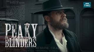 Alfie's arrival - Peaky Blinders: Episode 4 - BBC Two