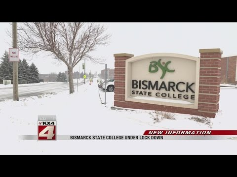 UPDATE: All-clear given at Bismarck State College