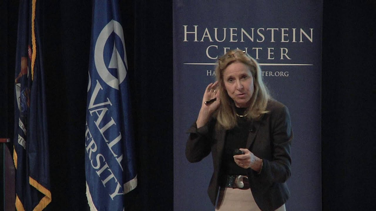 Helen Fisher: The Biology of Leadership - YouTube