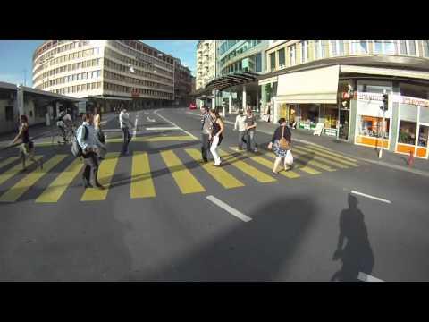 Longboard Lausanne Urban Downhill Full Version