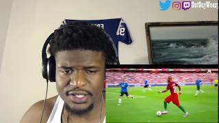 RICARDO QUARESMA  SUBLIME SHOWBOAT SKILLS  & GOALS REACTION!!!