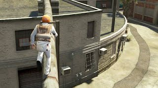Insane Parkour Mission Impossible (GTA 5 Funny Moments)