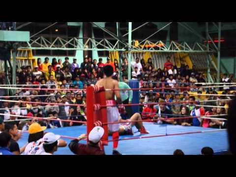 WBC Youth Champion - Argie Toquero