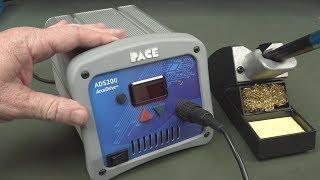 EEVblog #1106 - Pace ADS200 Soldering Station Review (JBC Killer?)