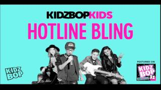 Video KIDZ BOP Kids - Hotline Bling (KIDZ BOP 31) download MP3, 3GP, MP4, WEBM, AVI, FLV Desember 2017