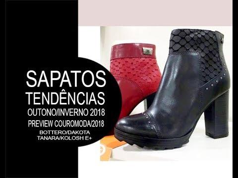 e8183ec392 SAPATOS  Tendências outono inverno2018 l prévia das coleções bottero ...
