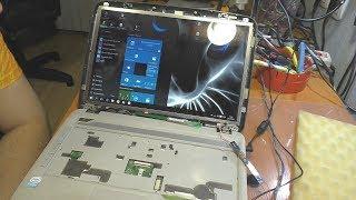видео Ремонт ноутбука Acer (Асер) Aspire Timeline Ultra M5-581TG-53316G12Mass