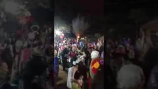 La Picosa Hernández Banda - Que Siga La Danza  - Comparsa de Mujeres San Agustín Etla 2016