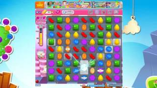 Candy Crush Saga Level 1324 NO BOOSTER (Newest Version)