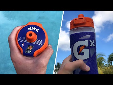 Gatorade Gx Review - The Best Water Bottle