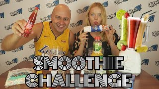 Smoothie Challenge | Uldons Tv