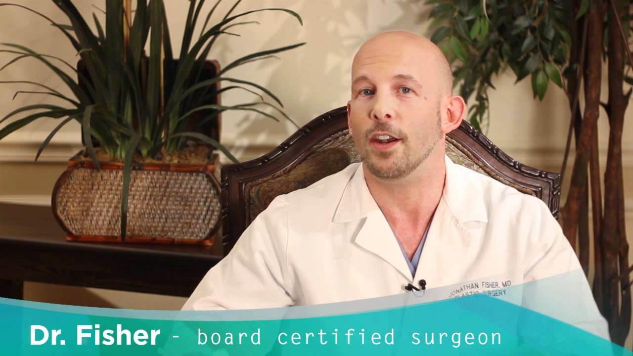 PLASTIC SURGERY: Dr. Fisher Talks About The Fat Transfer Procedure At Strax  Rejuvenation   YouTube