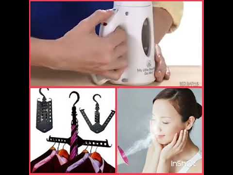 Steamer for Clothes, Face Spa and Hair Steam In Nigeria In Naija (Nigeria)